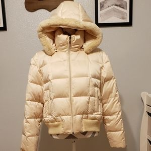 LARRY LEVIN DOWN PUFFER JACKET